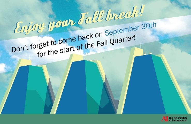 Fall Break 2013