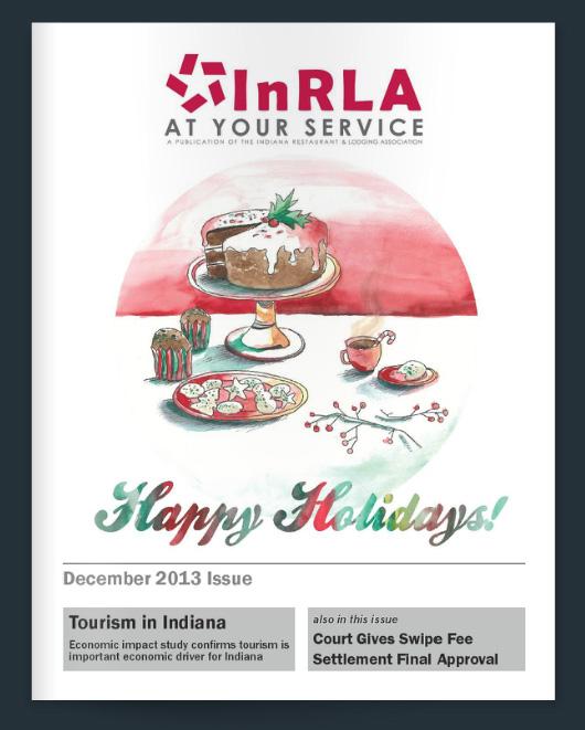 InRLA December 2013 Cover
