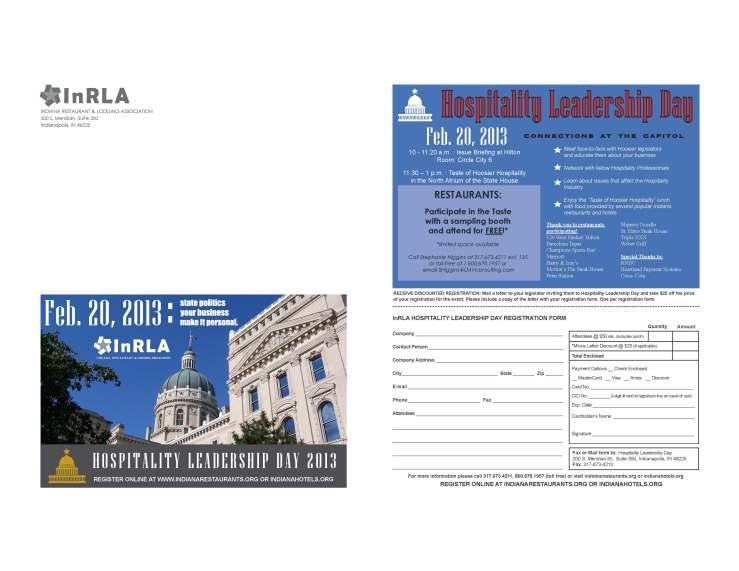 2013 Invitation