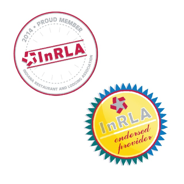 INRLA decal and seal