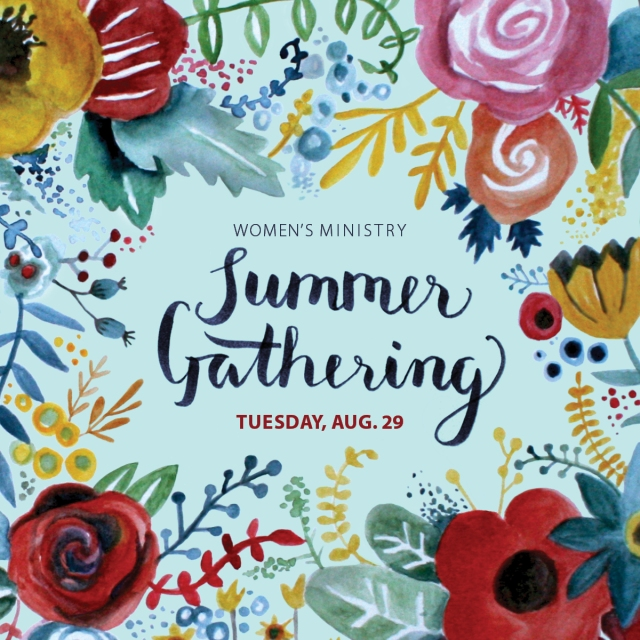 SummerGatheringPostcard