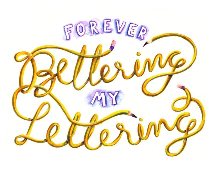 BetteringMyLettering