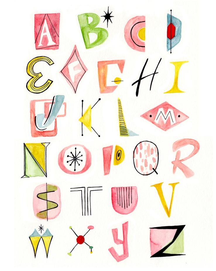 midcentury_alphabet